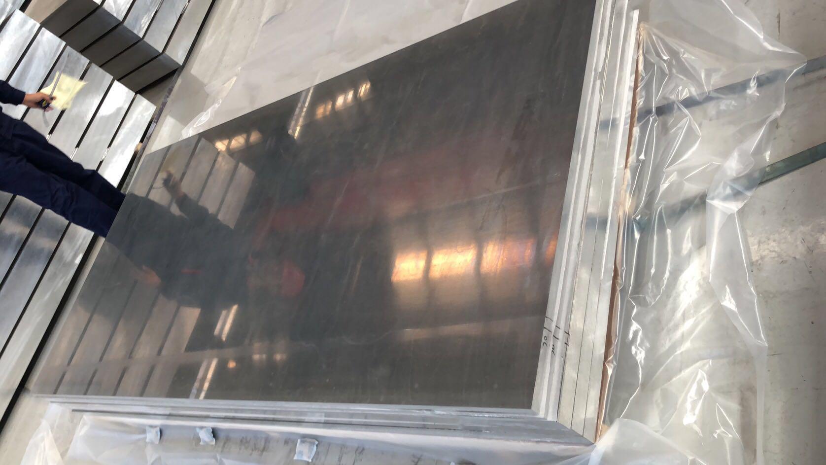 6082 T6铝板1